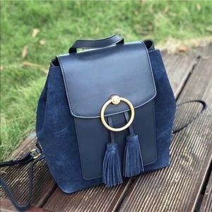 Handbags - Tory Burch Farrah Backpack
